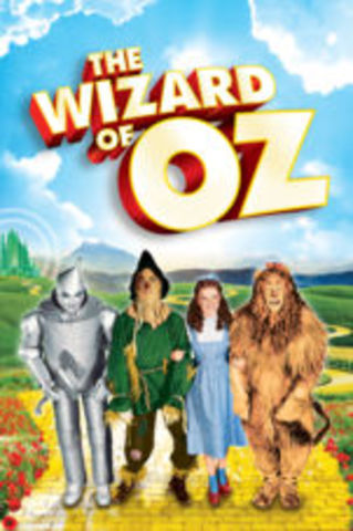 The Wizard of Oz - Transition to Color