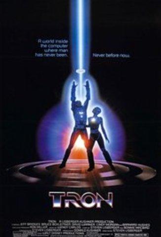 Tron - First CGI Film