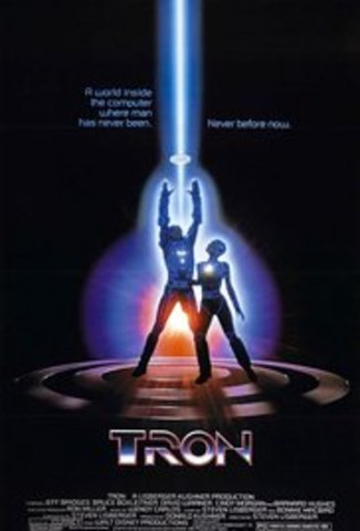 Tron - First CGI Film
