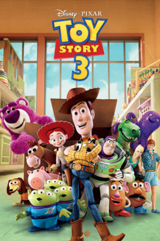 Toy Story 3 Grosses a billion dollars.