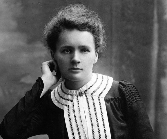 Polonium and Radium are discovered by Marie Curie