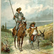 El quijote y sancho panza