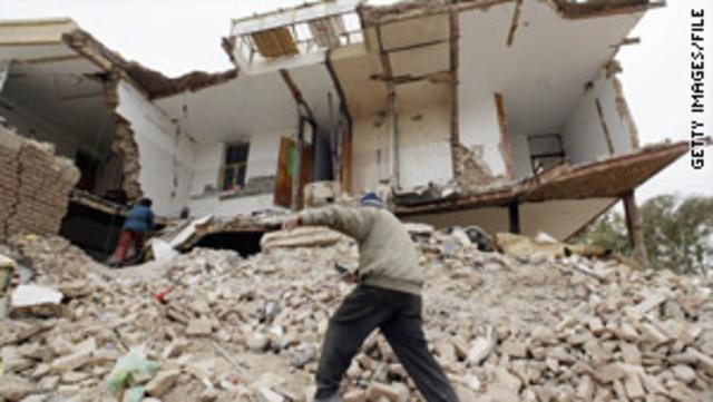 #7: Bam (Iran) Earthquake