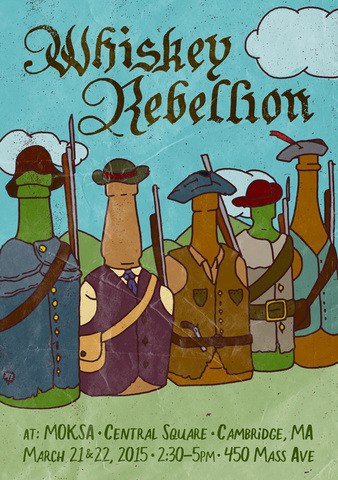 whiskey rebellion