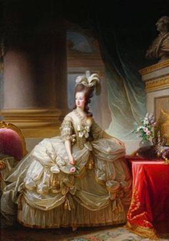 Marie d'Antoinette