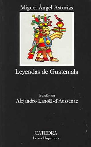 "Publicó ""Leyendas de Guatemala"""