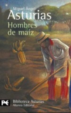 Escribió, Los hombres de maíz