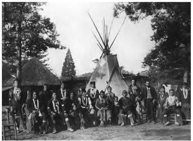 North- american Native societies