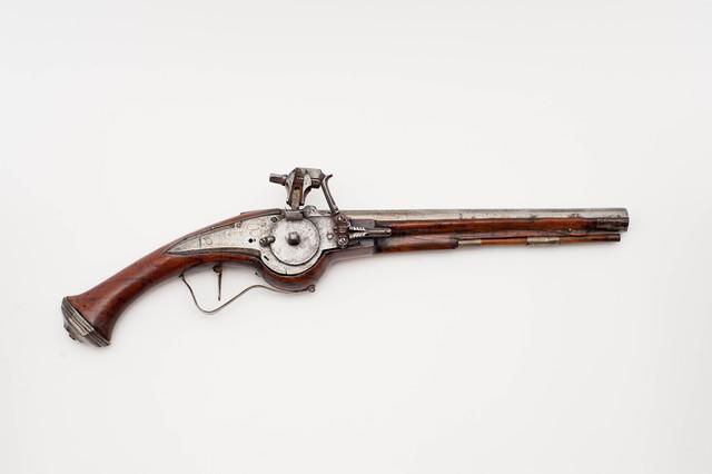 Wheel-Lock Pistol