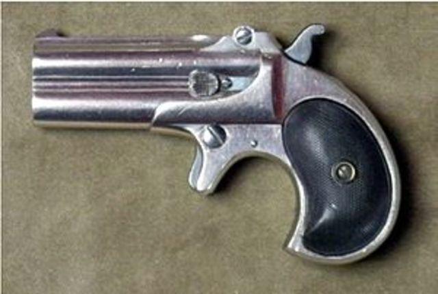 Derringer Remington Model 95