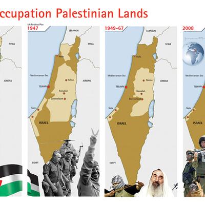 Israel and Palestine timeline