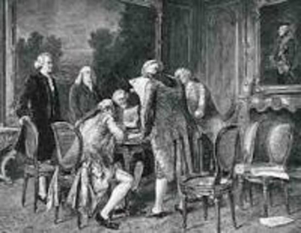 The Treaty of Paris- 1763