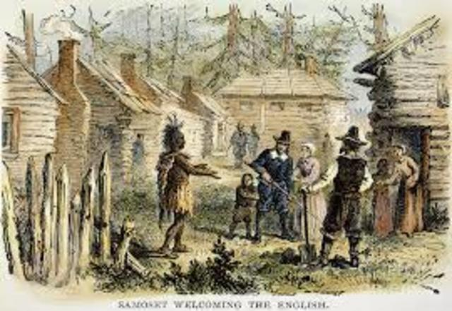 Plymouth Colonies