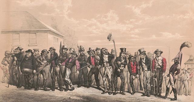 Formation of Militias