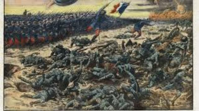 The Battle of Marne
