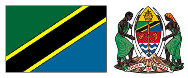 Tanganyika joined together with Zanzibar forming the United Republic of Tanganyika and zanzibar