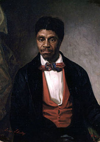 Dred Scott V. Stanford decision