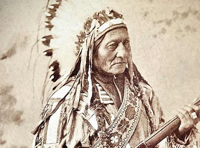 Sitting Bull killed