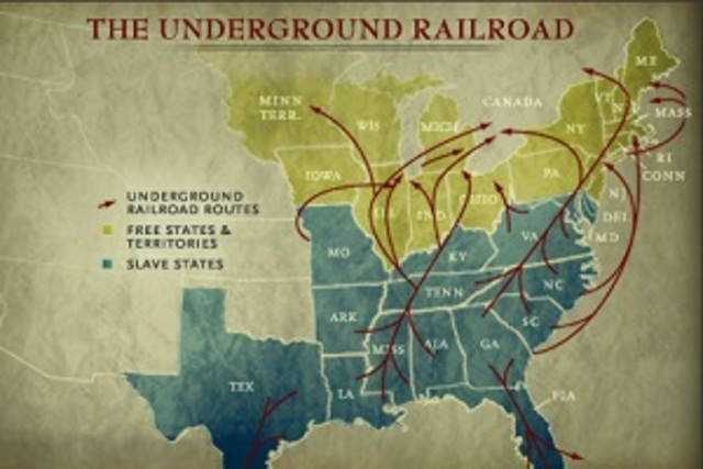 an analysis of the beginning of the underground railroad Part of the cultural resource management and policy analysis commons, and   the underground railroad is a distinct part of american history with mythical.