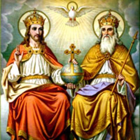 ÉPOCA CLÁSICA: La Santísima Trinidad