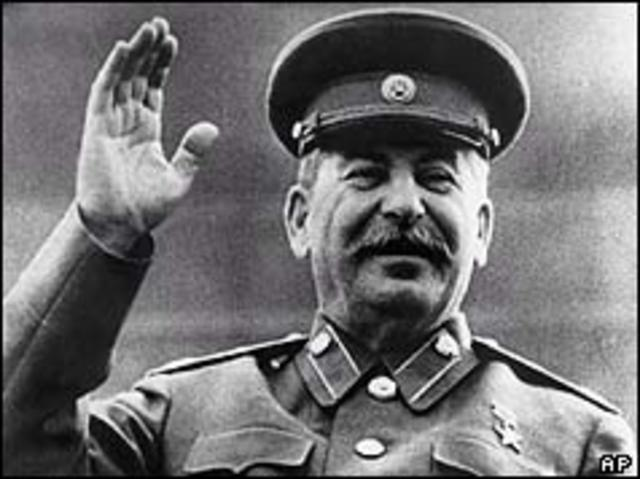 Joseph Stalin Becomes Leader Of The Soviet Union
