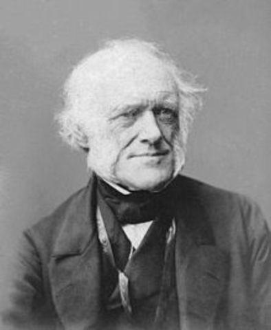 El equilibrio dinámico (Lyell) (1797-1875)