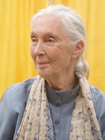 Dame Jane Morris Goodall