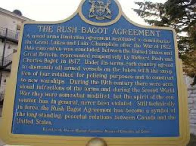 Rush Bagot-Treaty