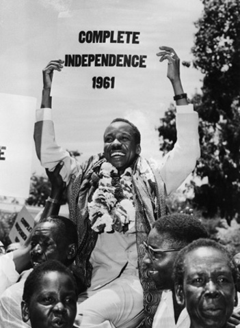 Tanzania/Tanganyika gained full independence from the UK.