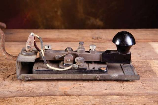 The Invention of Morse Code