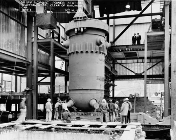 British Nuclear Reactor
