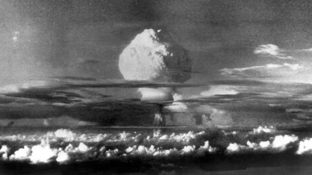 First British Hydrogen Bomb