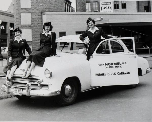 The Hormel Girls