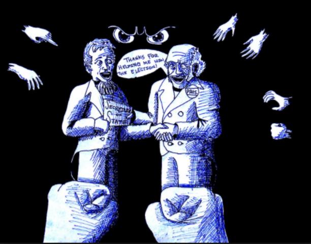 "John Quincy Adams Elected President - the ""Corrupt Bargain"""
