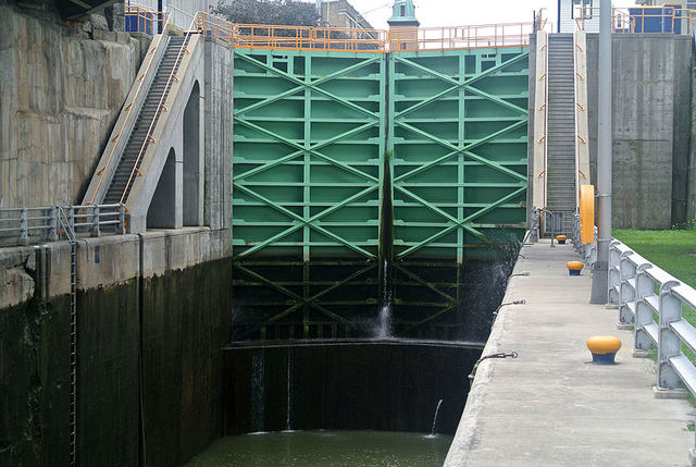 Erie Canal Completed