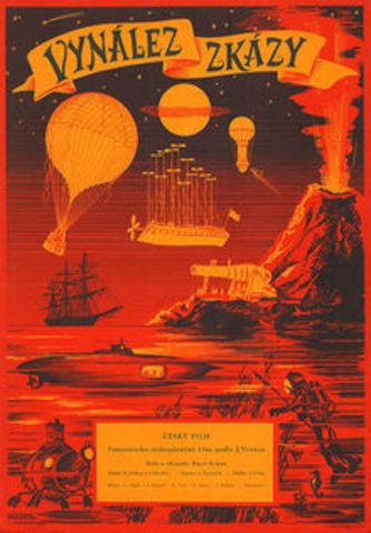The Fabolous World of Jules Verne