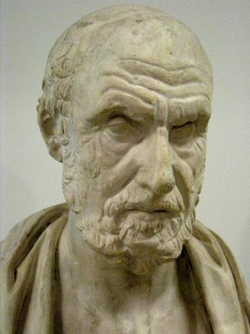 Hipócrates (460 a.C.-370 a.C.)