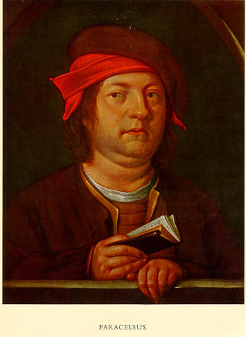 Paracelso (1493-1541)