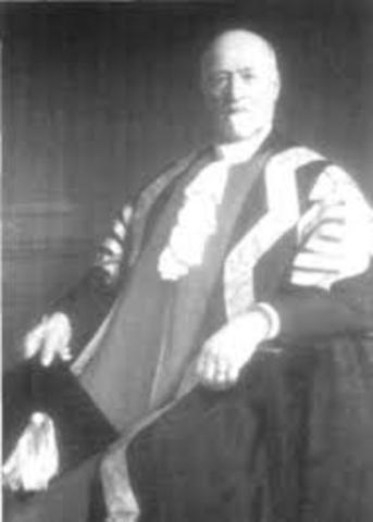 Thomas Oliver (1853 - 1942)