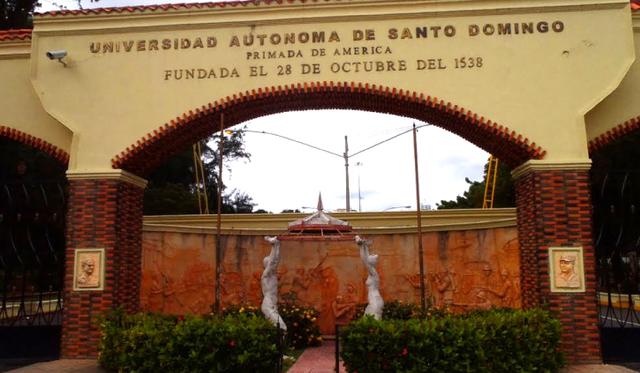 Universidad de Santo Domingo