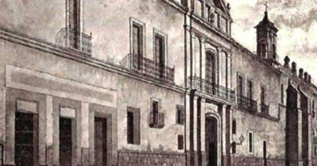 La real y pontifica universidad de México