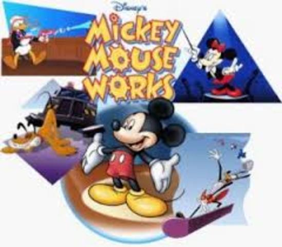 Mickey Mouse Works.