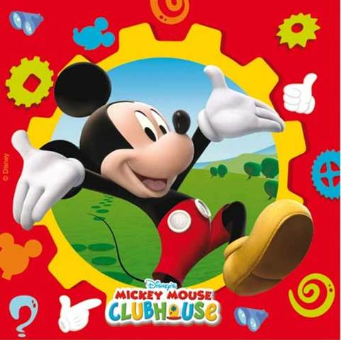 Mickey Mouse Clubhouse.