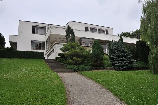 FUNCIONALISMO Villa Tugendhat de Brno