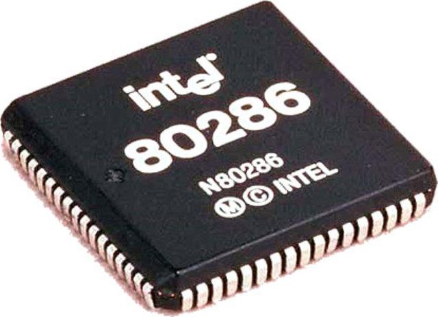 Intel 80286 (también conocido simplemente como 286)