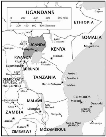 The East African Community was formed.