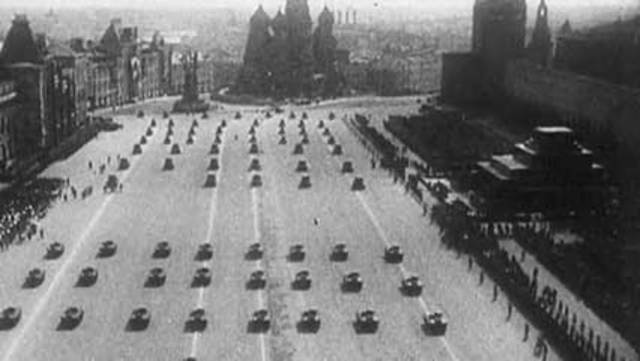 Invasion of Soviet Union