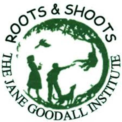 Roots & Shoots by Dr. Jane Goodall