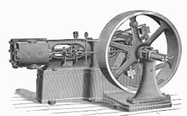 First sucsessful steam engine
