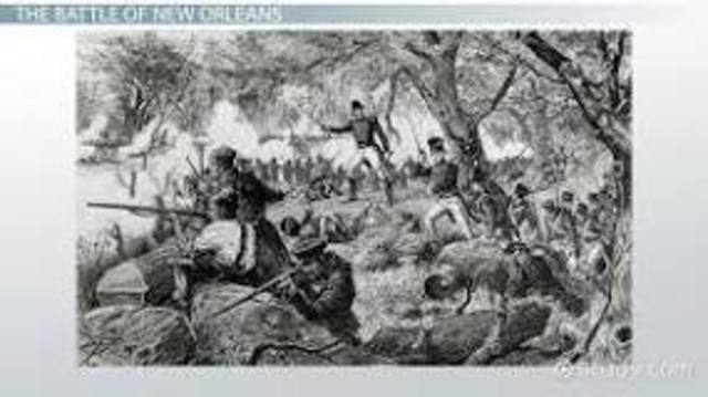 Battle of New Orleans(TAJ)